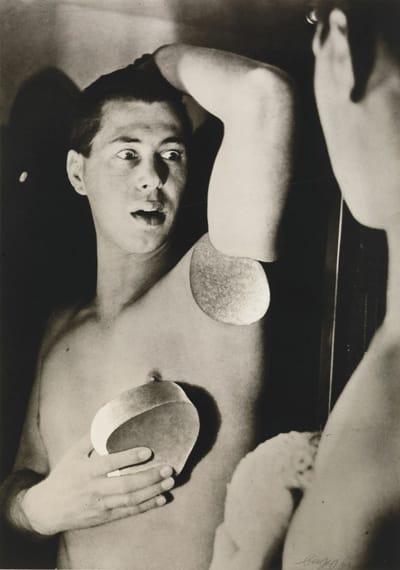 Bayer Herbert , Self Portrait, 1932