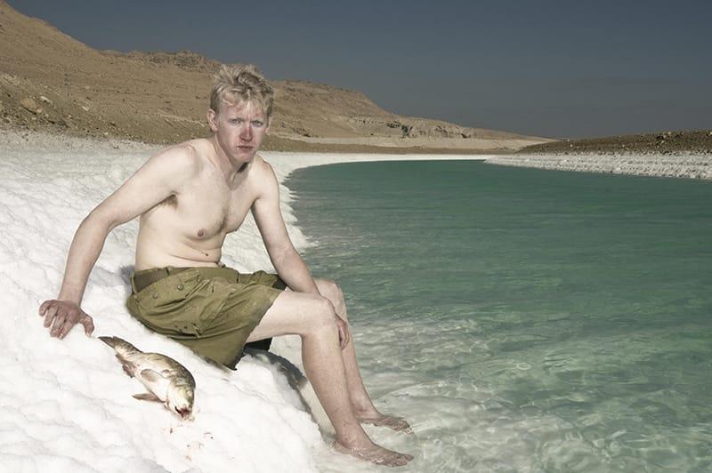"""איתמר פריד, 2013, """"Dead Sea"""""""