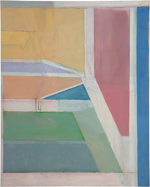 Richard Diebenkorn Ocean Park # 27, 1970 Oil on canvas, 254 x203,2 cm Brooklyn Museum, Gift of The Roebling Society and Mr, and Mrs, Charles H, Blatt. And Mr, and Mrs, William K, Jacobs, Jr, 72,4