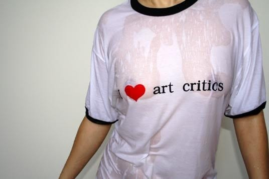 The Franks, I Heart Art Critics, 2008