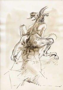 מרים גמבורד - אחזתו לילית (מתוך הספר)