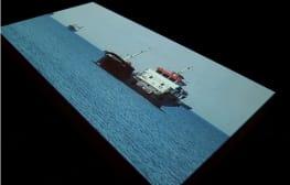 התלכדות קווי הניווט בים השיש
