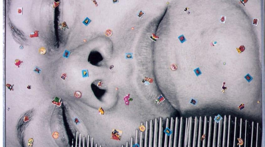 """דרורה דקל, """"אני לא ישנה"""", 2014. גלריית קיבוץ ראש-הנקרה"""