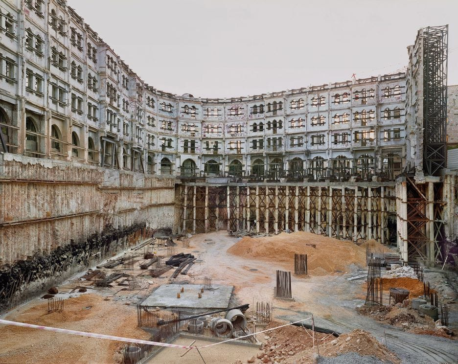 "פרדריק ברנר, ""מלון פאלאס"", 2011"