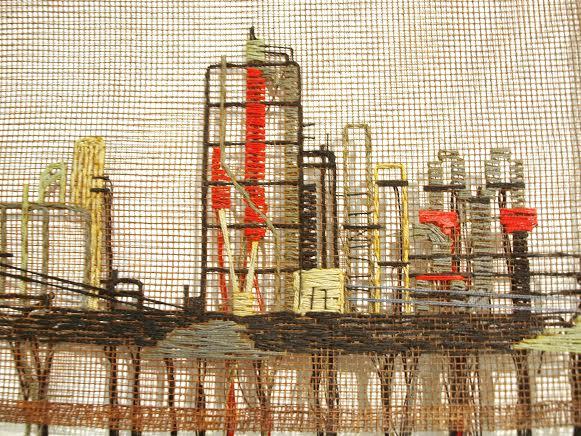 """שרון שמאי-זהבי, """"נוף"""", 2015"""