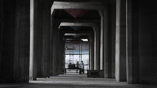 """אורית אדר-בכר, פרט מתוך """"רמיד"""", 2015, וידיאו, 8 דקות. צילום: עדי רייס"""