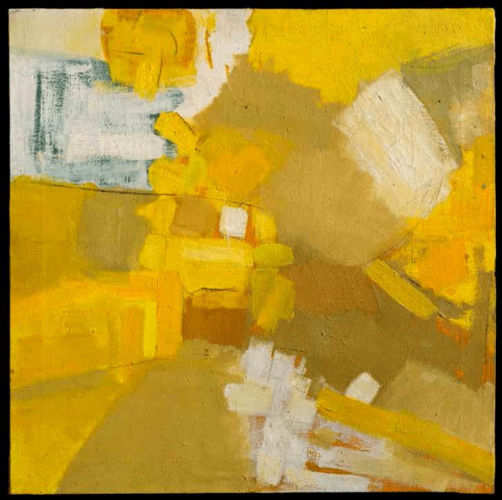 """מתוך התערוכה """"חגית לאלו: ציירת המתחילה מהסוף"""", מוזיאון תל-אביב"""