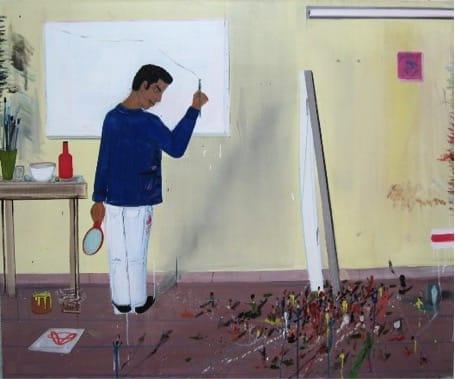 """שי אזולאי, """"חזון הטיפות היבשות"""", 2007"""