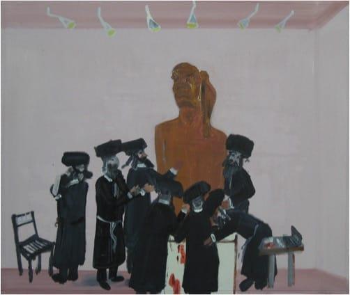 """שי אזולאי, """"ברית לנמרוד"""", 2008"""