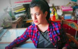 הילה עמרם היא הזוכה בפרס קשת לאמנות עכשווית לשנת 2018